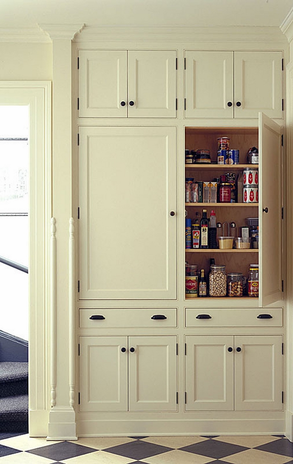 kitchen cabinets pantry ideas photo - 5