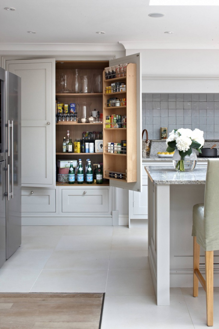 kitchen cabinets pantry ideas photo - 6