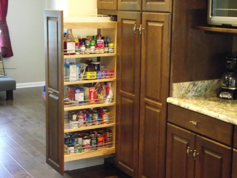 kitchen cabinets pantry ideas photo - 7