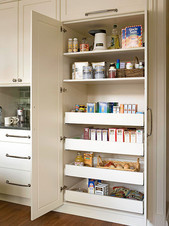 kitchen cabinets pantry ideas photo - 9