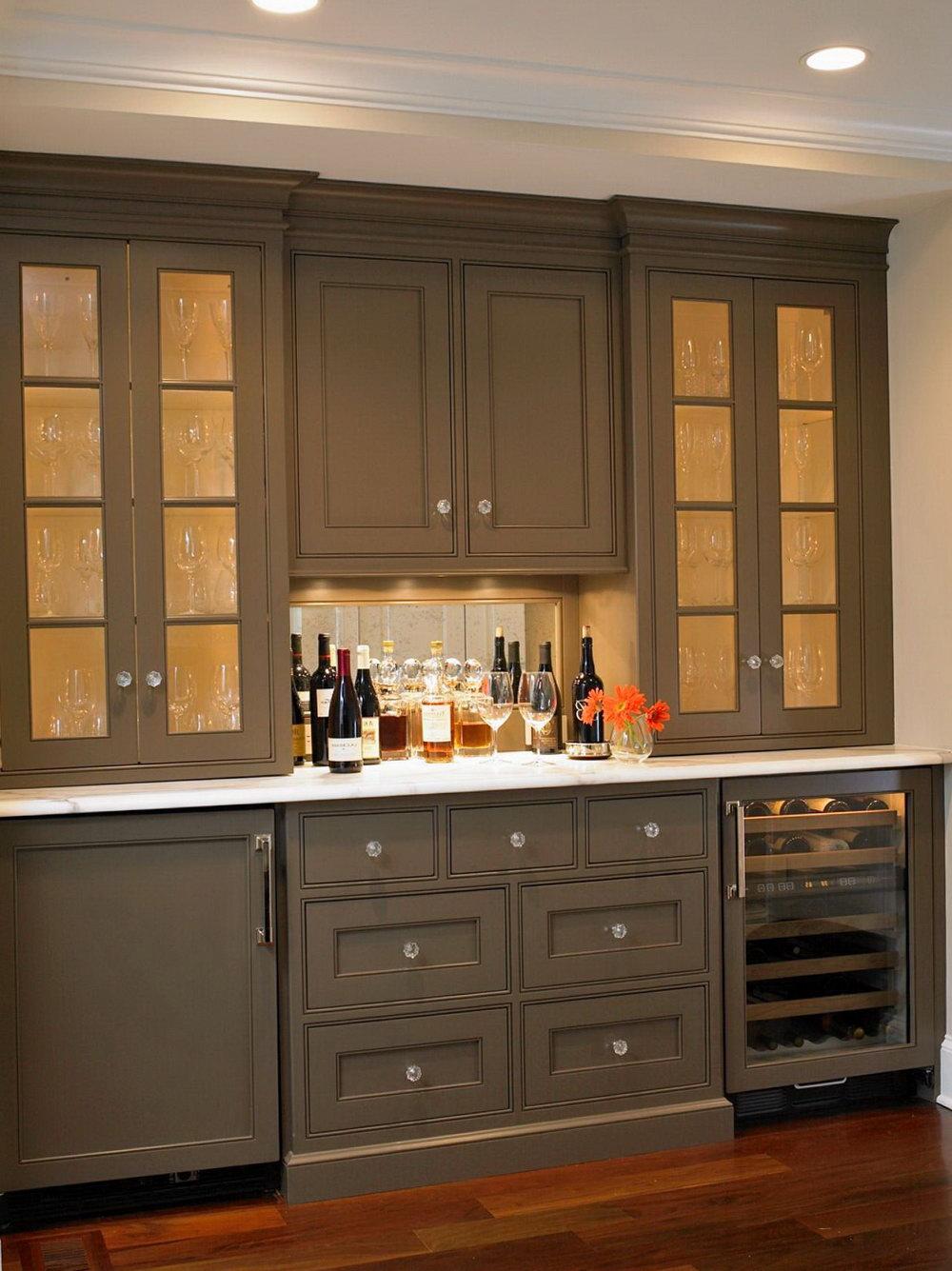 kitchen cabinets stain ideas photo - 10