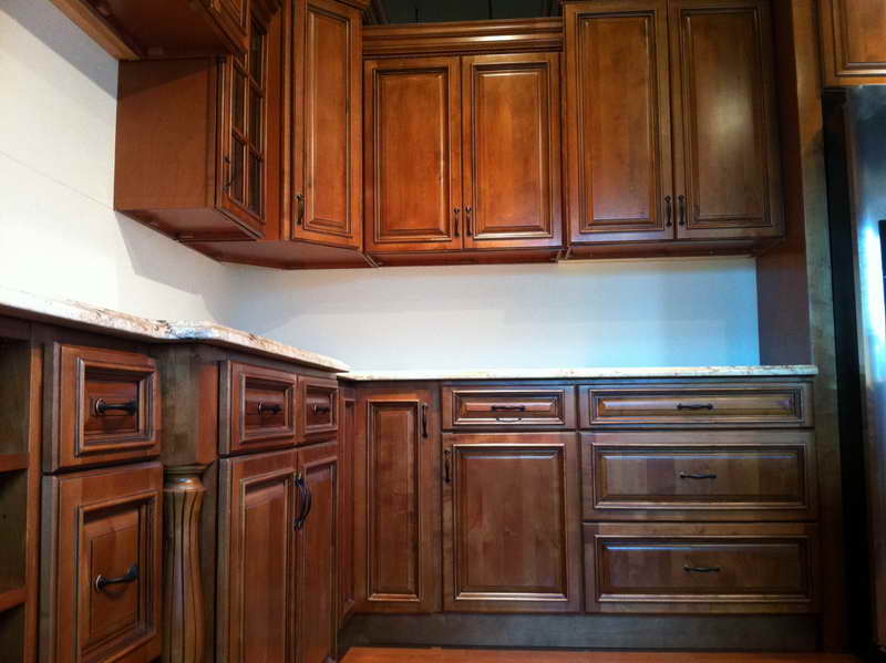kitchen cabinets stains pictures photo - 10