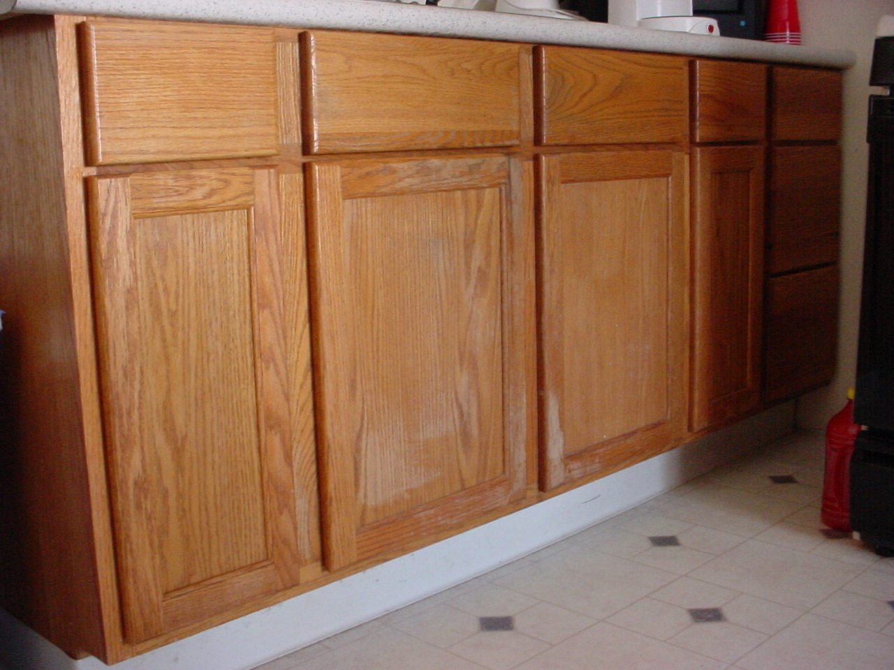 kitchen cabinets stains pictures photo - 6