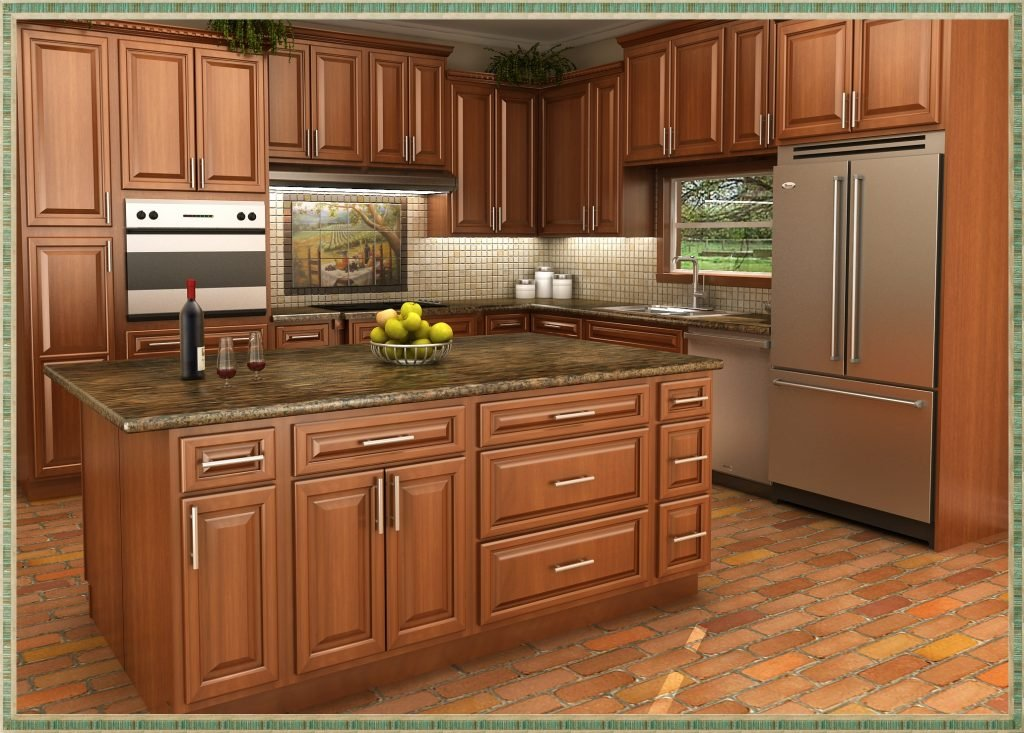 kitchen cabinets stains pictures photo - 9