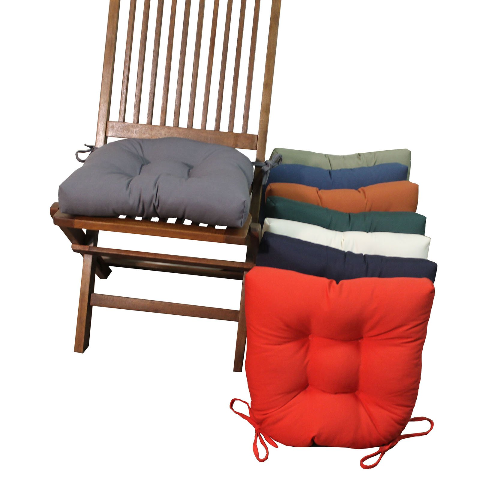 kitchen chairs cushions photo - 7