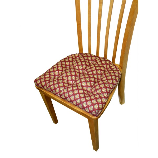 kitchen chairs cushions photo - 8