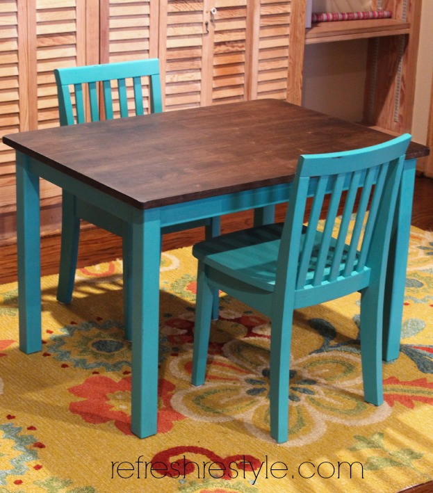 kitchen chairs for kids photo - 9