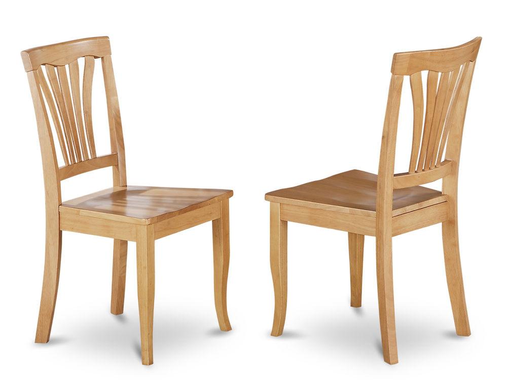 kitchen chairs light oak photo - 2