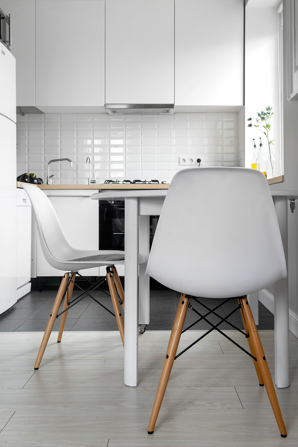 kitchen chairs modern photo - 3