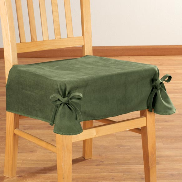 kitchen chairs seat covers photo - 7