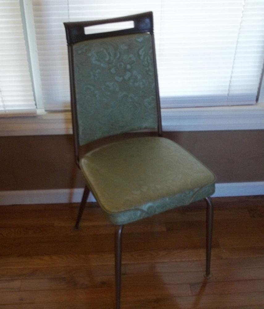 kitchen chairs vinyl photo - 6