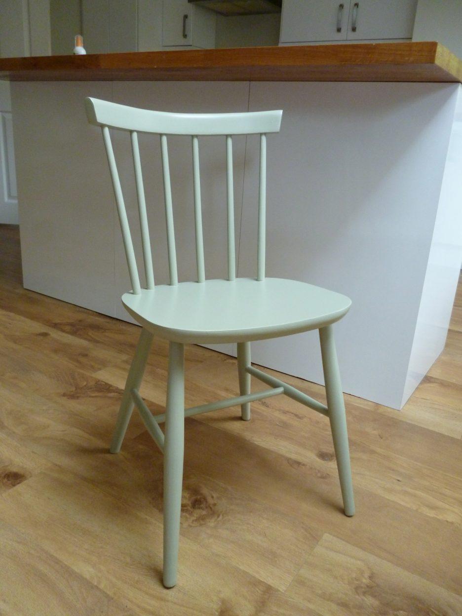 kitchen chairs vinyl photo - 7