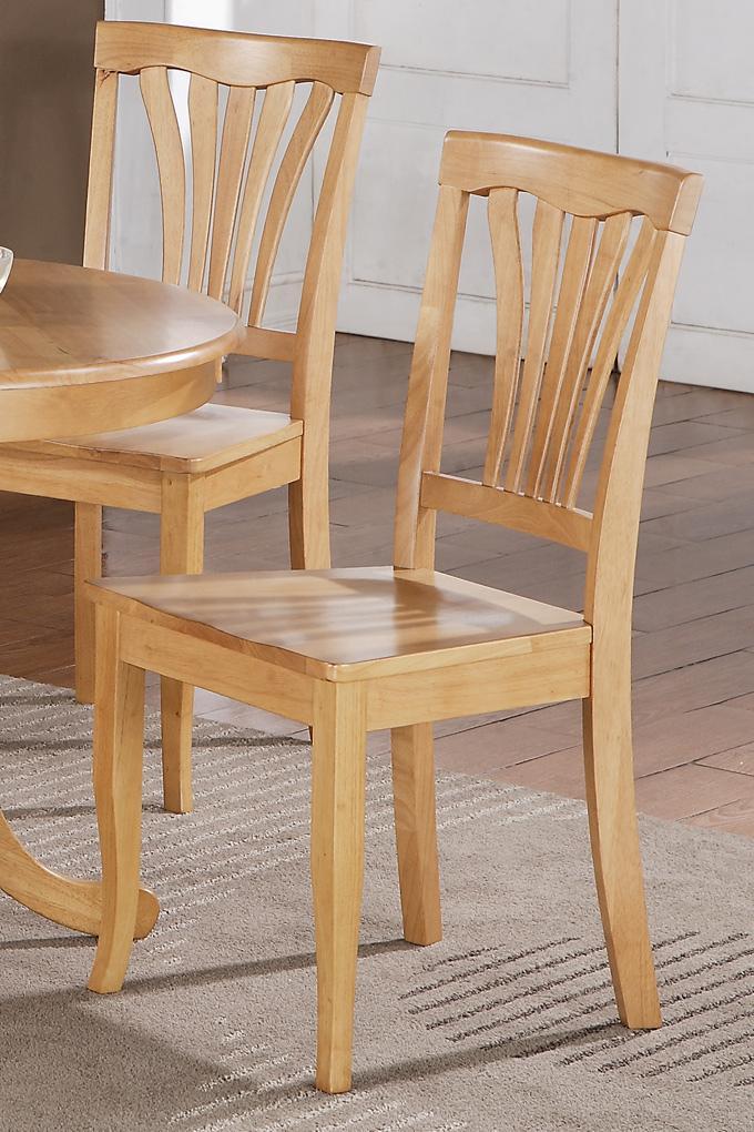 kitchen chairs wooden photo - 7