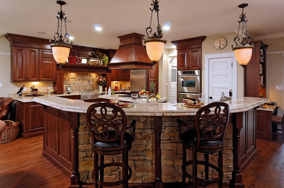 kitchen design ideas and colors photo - 10