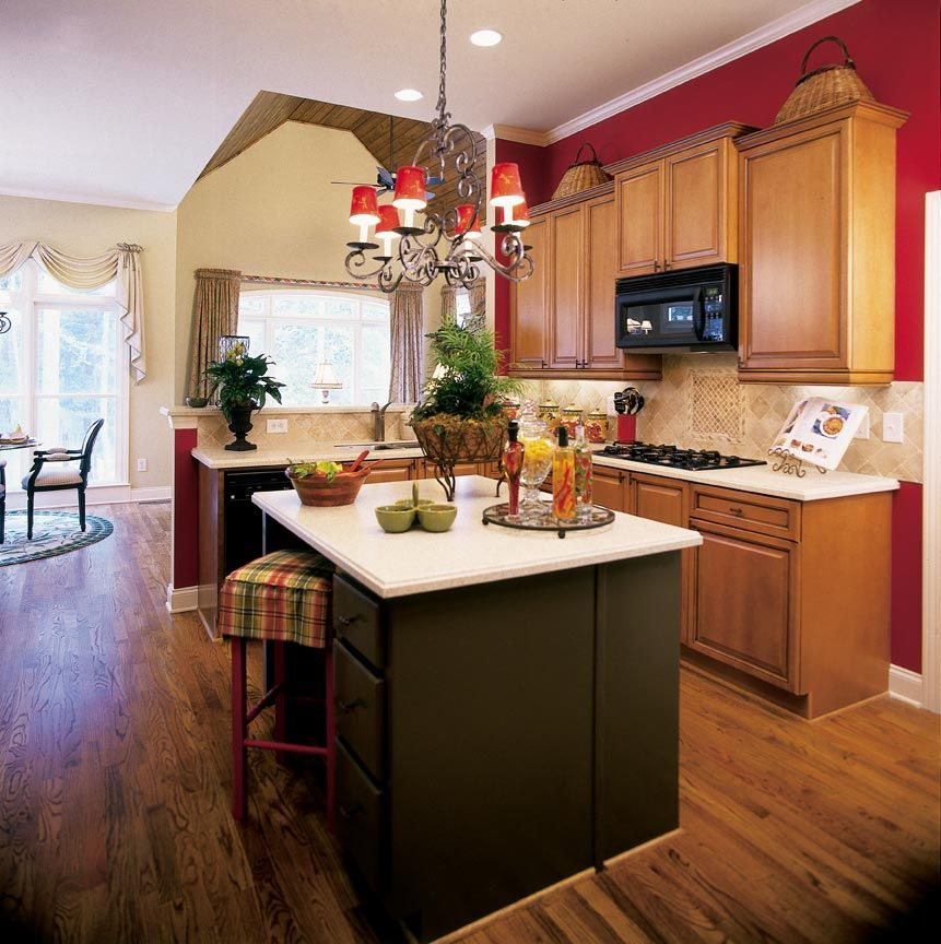 kitchen design ideas and colors photo - 6