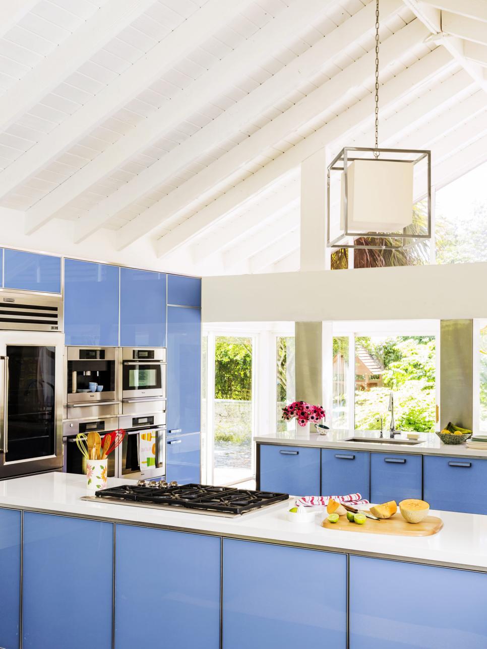 kitchen design ideas and colors photo - 7