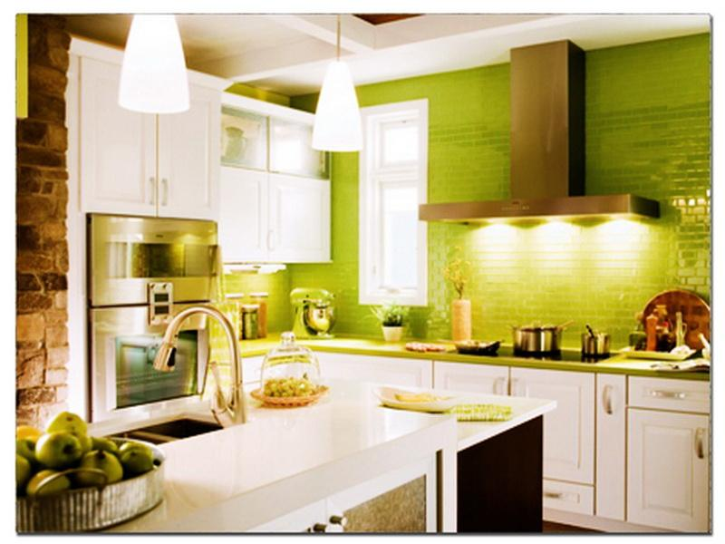kitchen design ideas and colors photo - 9