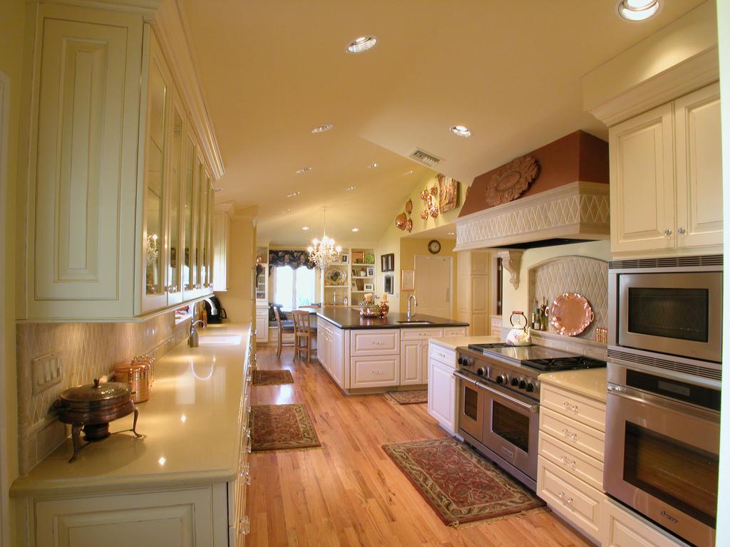 kitchen design ideas cabinets photo - 6