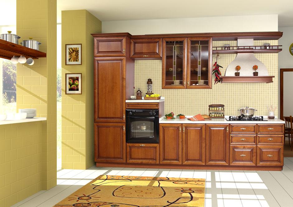 kitchen design ideas cabinets photo - 8