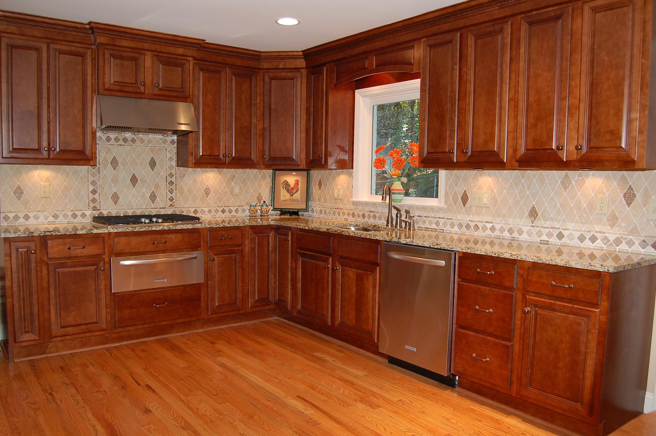 kitchen design ideas cabinets photo - 9