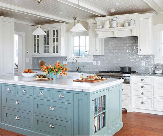 kitchen design ideas color schemes photo - 10