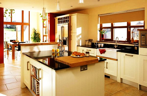 kitchen design ideas color schemes photo - 2