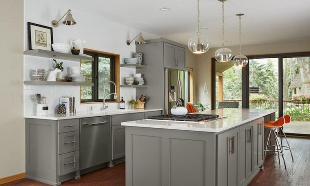 kitchen design ideas color schemes photo - 4