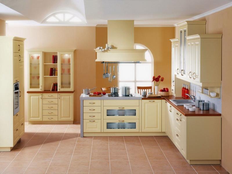 kitchen design ideas color schemes photo - 5