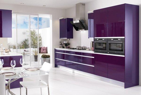 kitchen design ideas color schemes photo - 6