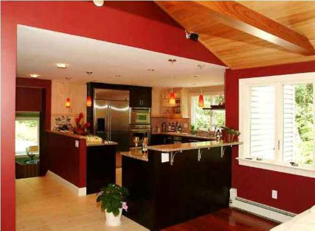 kitchen design ideas color schemes photo - 9