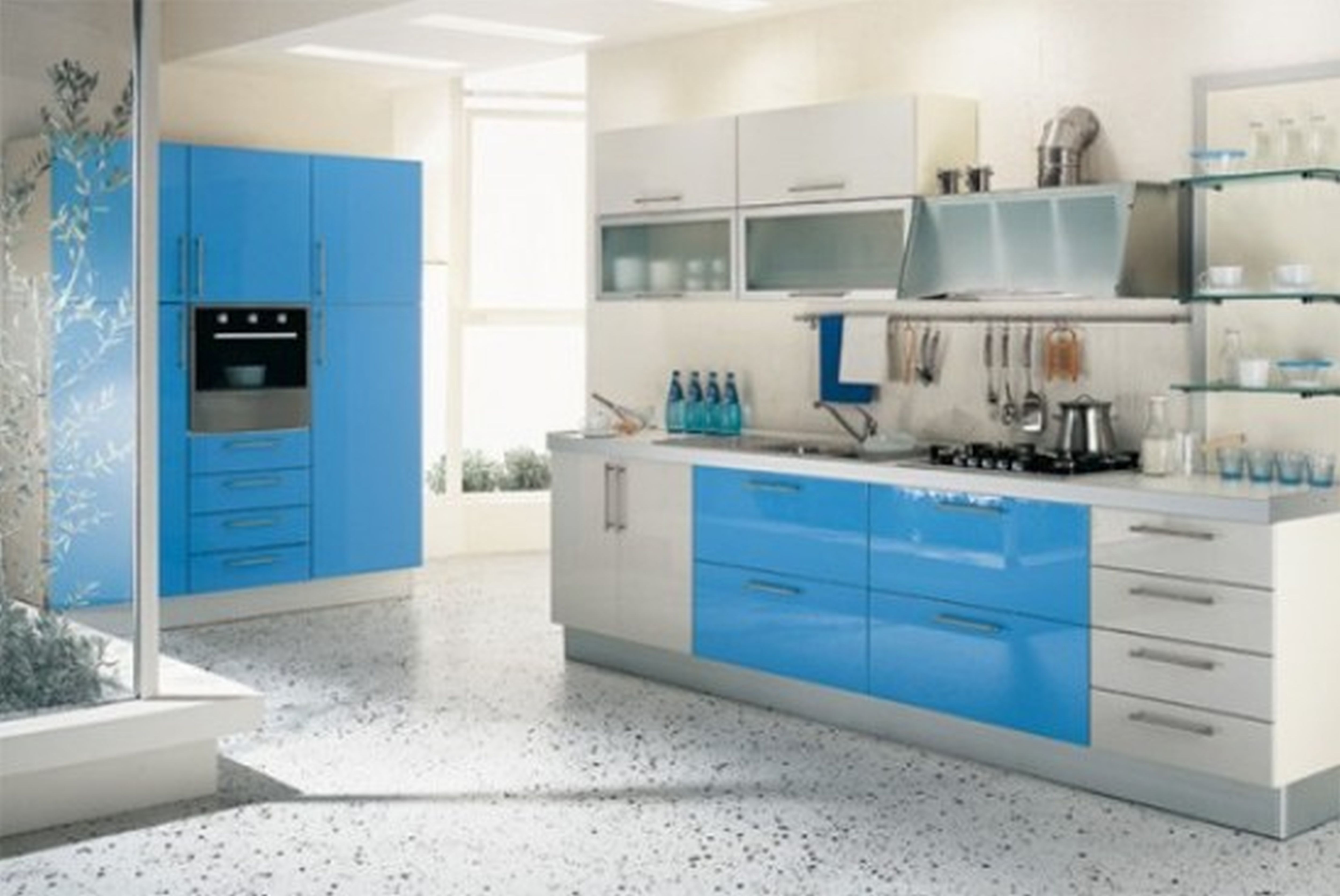 kitchen design ideas colors photo - 3