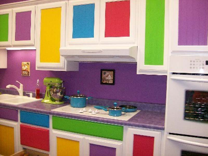 kitchen design ideas colors photo - 5