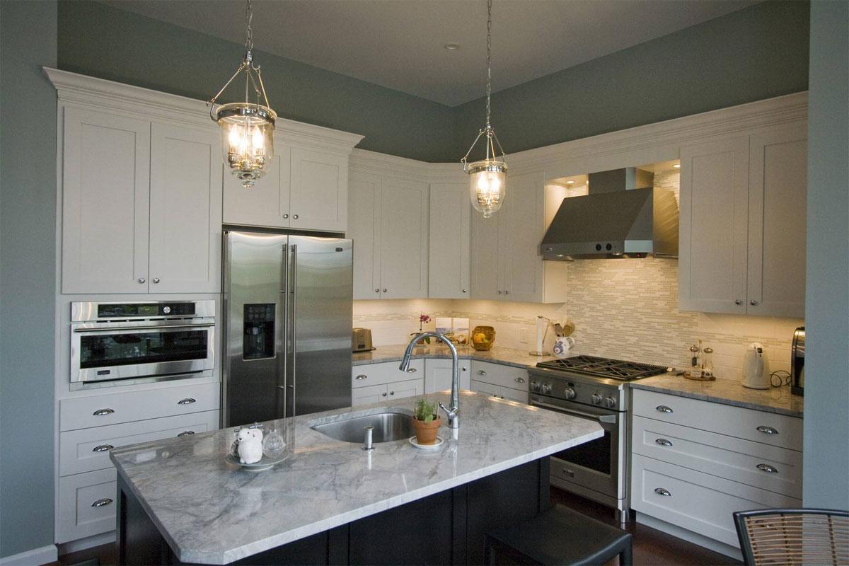 kitchen design ideas for medium kitchens photo - 1