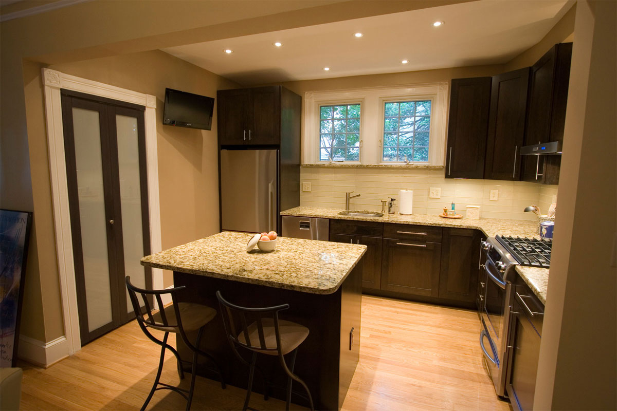 kitchen design ideas for medium kitchens photo - 7