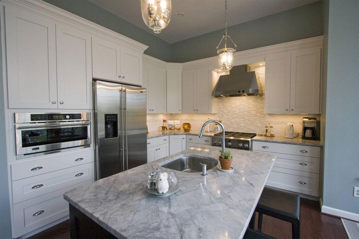 kitchen design ideas for medium kitchens photo - 9