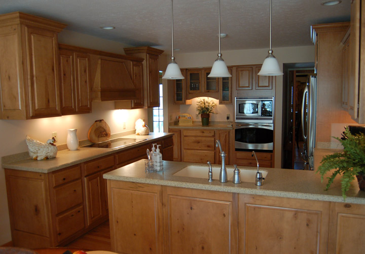kitchen design ideas for mobile homes photo - 1