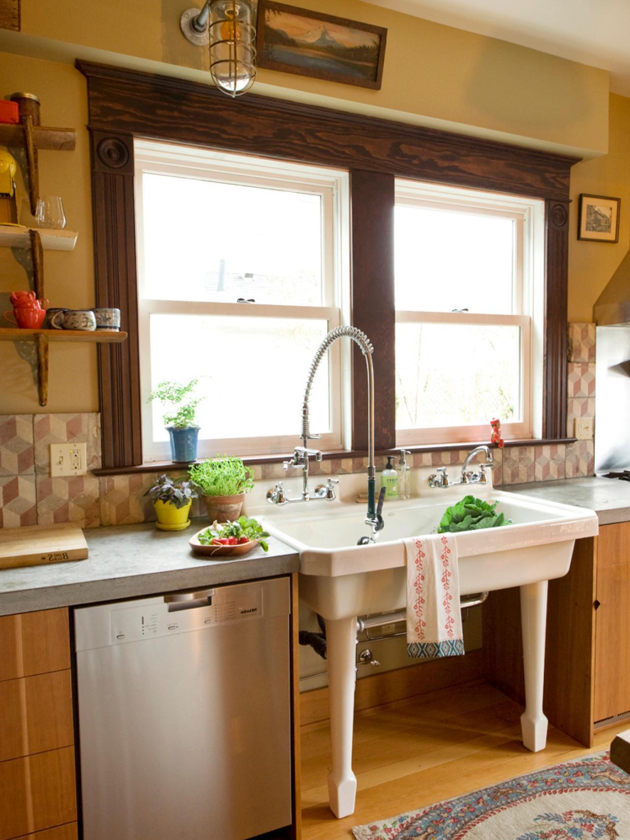 kitchen design ideas for older homes photo - 3