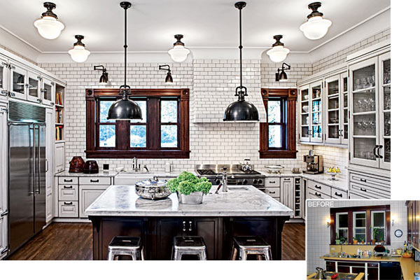 kitchen design ideas for older homes photo - 4