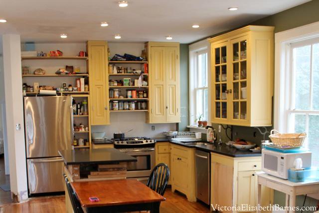 kitchen design ideas for older homes photo - 7