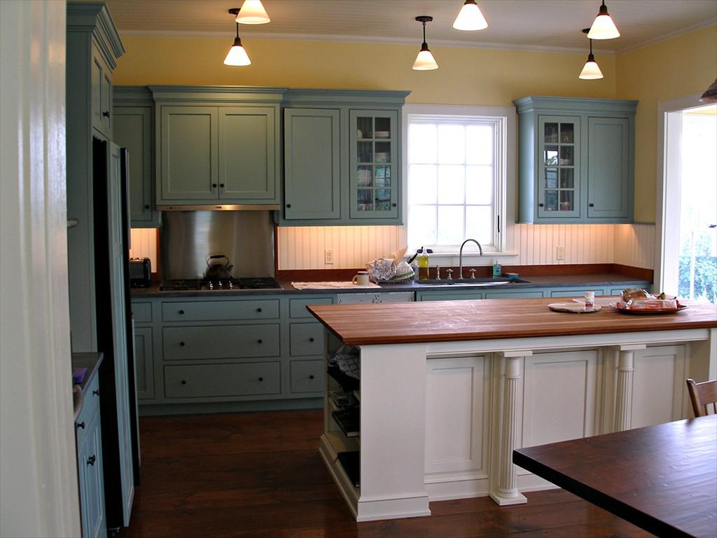 kitchen design ideas for older homes photo - 9