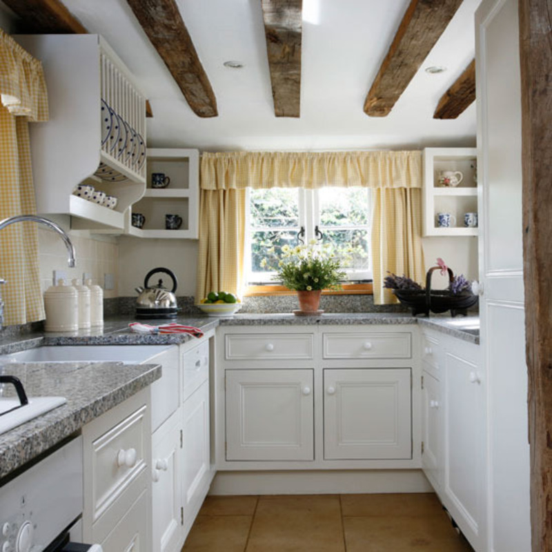 kitchen design ideas for small galley kitchens photo - 10