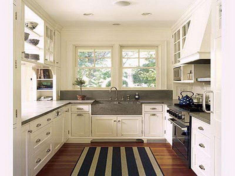 kitchen design ideas for small galley kitchens photo - 2