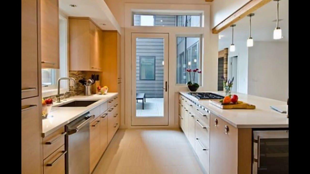 kitchen design ideas galley photo - 10