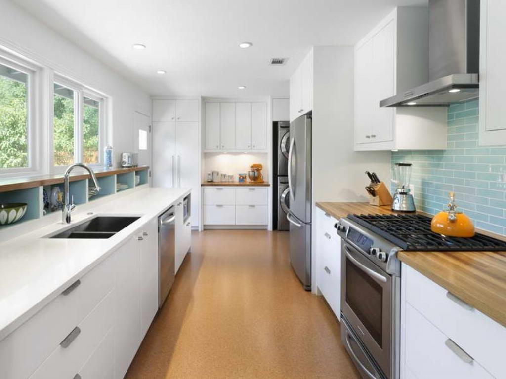 kitchen design ideas galley photo - 4