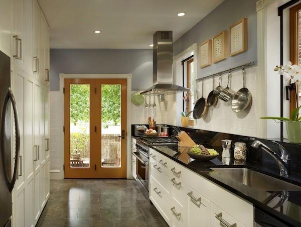 kitchen design ideas galley photo - 5