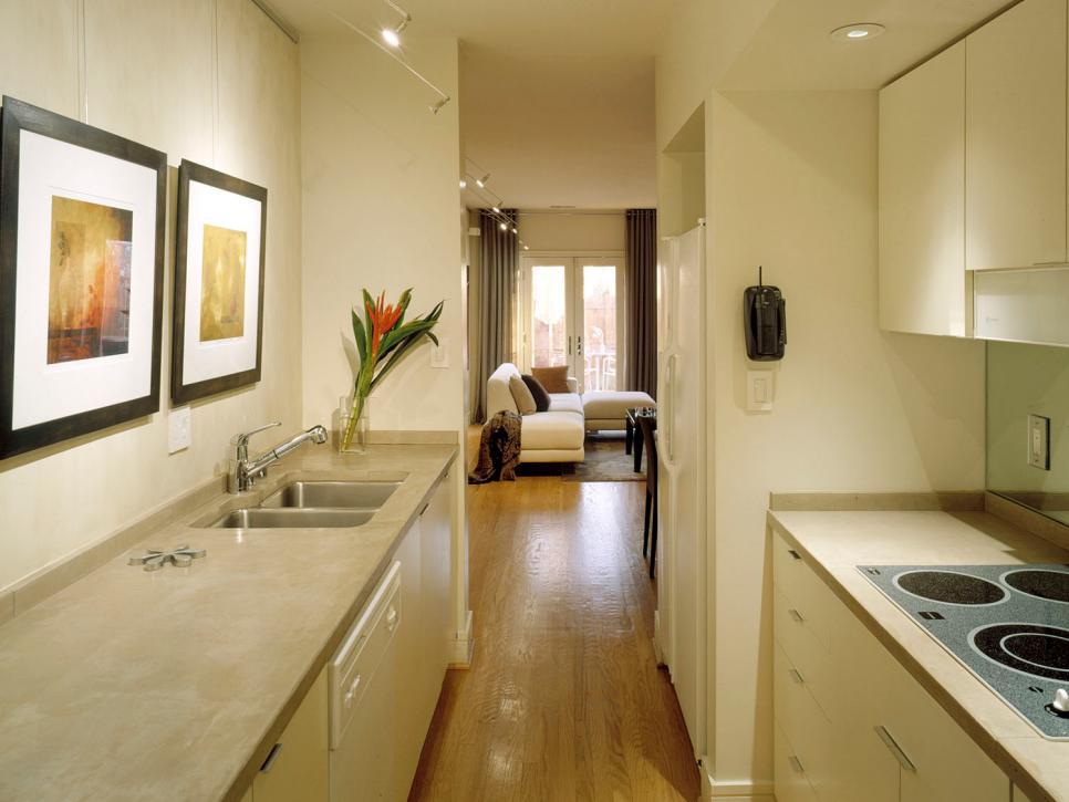 kitchen design ideas galley photo - 7