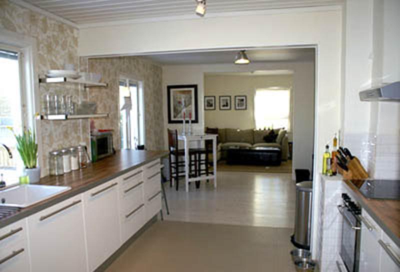 kitchen design ideas galley photo - 8