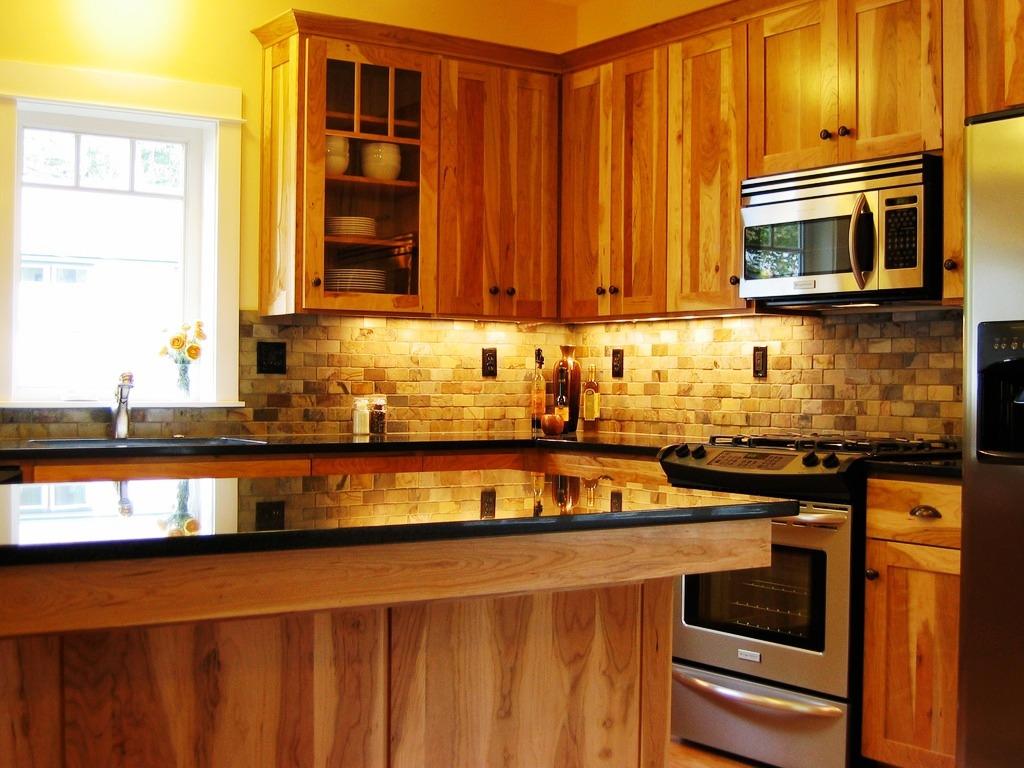 kitchen design ideas granite photo - 10