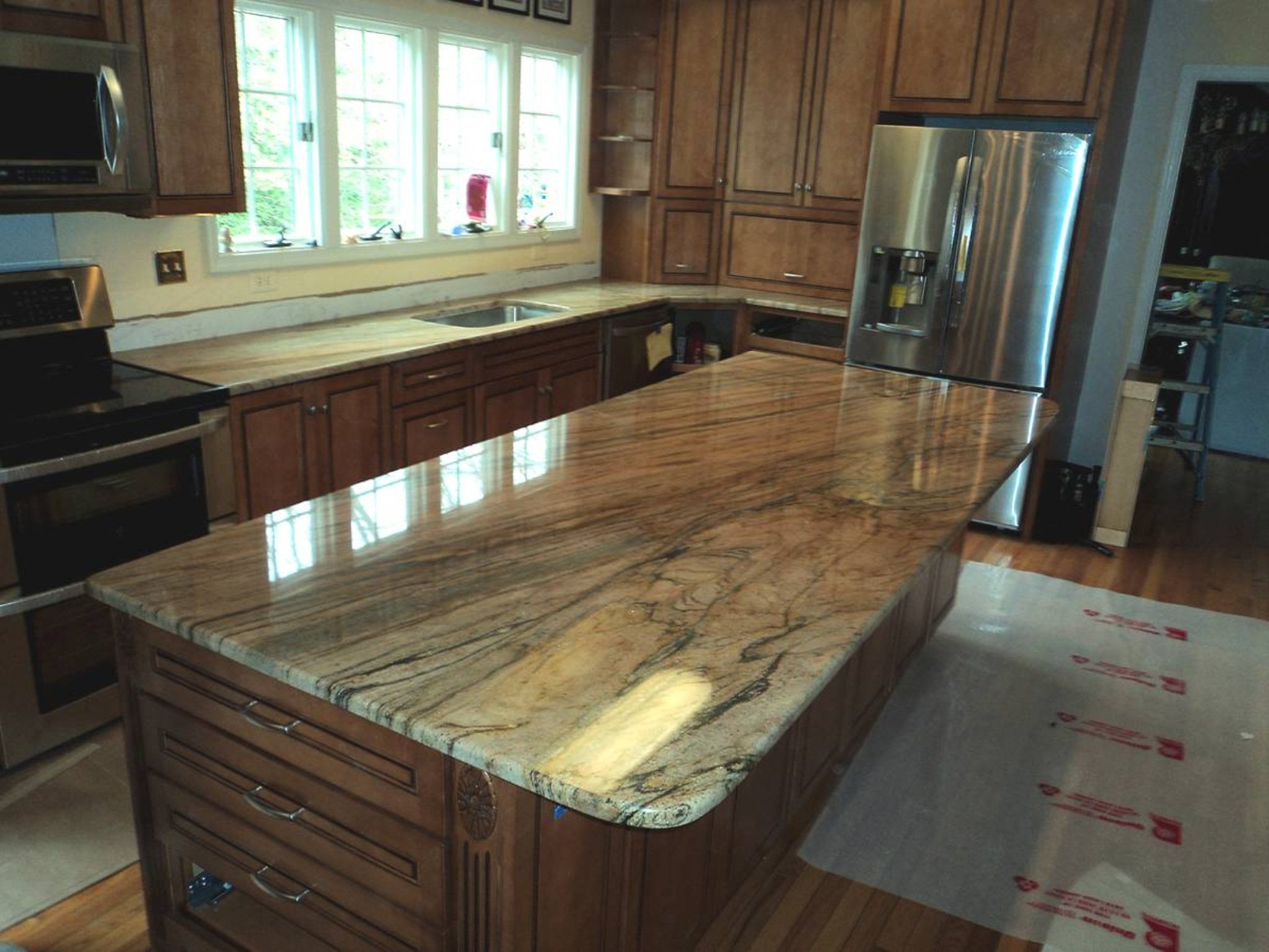 kitchen design ideas granite photo - 5