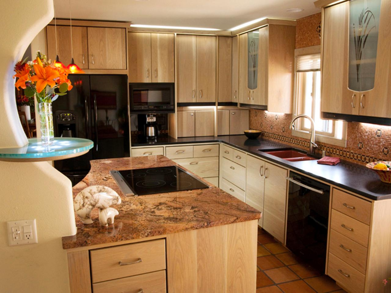 kitchen design ideas granite photo - 9